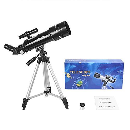 Great Price! Astronomical Telescope 150X Magnification Optical HD Reflex Telescope, Portable Outdoor...