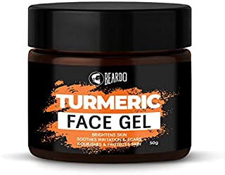 BEARDO Turmeric Gel For Men, 50 g