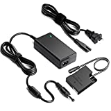 F1TP EP-5A DC Coupler EH-5 AC Power Supply Adapter EN-EL14A Dummy Battery...