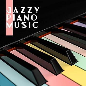 Jazzy Piano Music