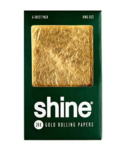 Shine King Size 6-Sheet Pack