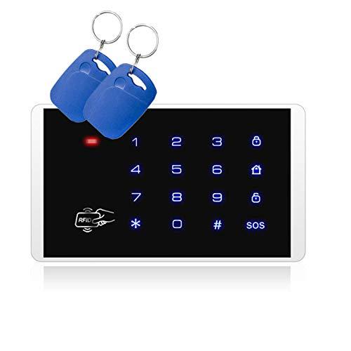 kerui - K16 RFID Touch Keypad für kabellos PSTN GSM Alarmanlage Diebstahlsicherung Zugang Wireless Keyboard 2 RFID
