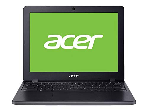 """Acer Chromebook 712-12"""" Intel Celeron 5205U 1.9GHz 4GB Ram 32GB Flash ChromeOS (Renewed)"""