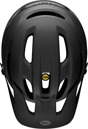 BELL 4Forty MIPS Cycling Helmet, Matt/Gloss Black, Medium (55-59 cm)