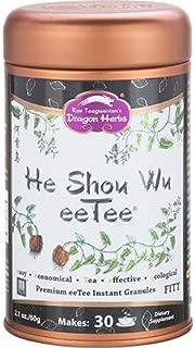 Dragon Herbs He Shou Wu eeTee -- 2.1 oz
