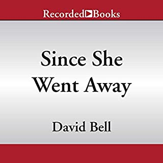 Since She Went Away audiobook cover art