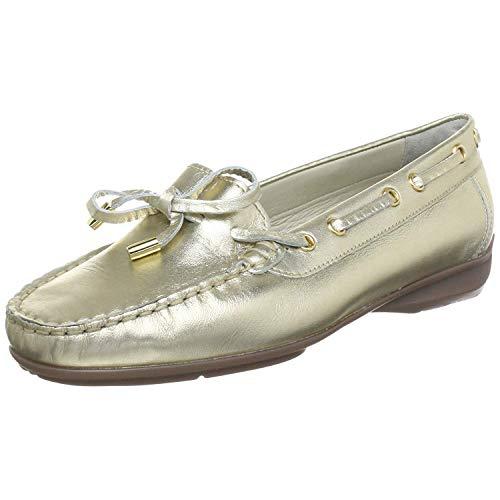 ara San Diego - Zapatillas de casa de Cuero Mujer