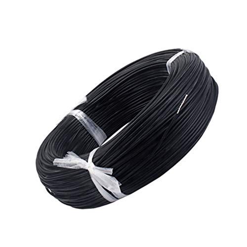 BESPORTBLE 1 PC Single Core 10M Single-Conductor Shielded Shielded Wire Pickup-Kabel Kupferdraht Gitarrenkreisverdrahtung Hookup-Draht