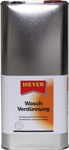 Meyer Wasch Verdünnung - 6 Liter Blechkanister