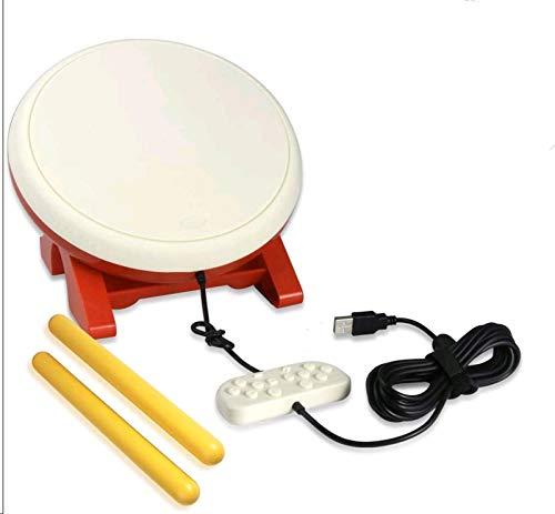 Taiko No Tatsujin Drum, Contrôleur De Batterie Taiko pour Switch, Ensemble De Contrôleur De Baguettes De Batterie De Console pour Jeu