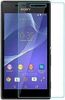 جرابات الهاتف - طبقة واقية للشاشة من الزجاج المقوى لهاتف Sony Xperia M2 Aqua/M2/M2 مزدوج/S50H D2302 D2303 D2305 D2306 4. غ...