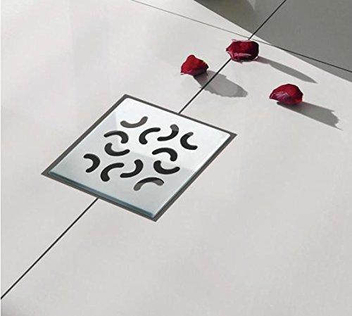 Duschablauf-drain pour baignoire-dN-siphon de sol en...
