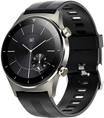 Reloj deportivo inteligente IP68 impermeable reloj inteligente hombres mujeres pantalla táctil completa cara personalizada multi-modo deportes moda smartwatch para androd IOS smartwatch pulsera E-C