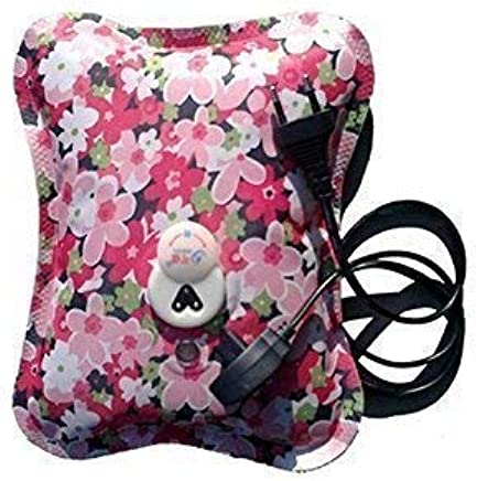BESQUE Electrothermal Hot Water Bag, heating bag, hot water bags for pain relief, heating bag electric gel, Electric Heating Gel Pad-Heat Pouch Hot Water Bottle Bag, Electric Hot Water Bag, Heating Pad for Joint, Muscle Pains, Warm Water Bag (Assorted Col