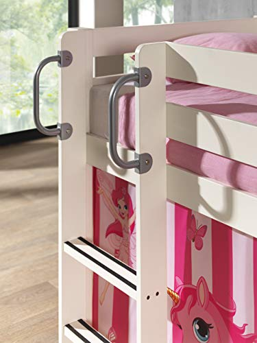 Vipack 'Autobett pihssk01Pino Sicherheitsset für Hochbetten und Etagenbetten