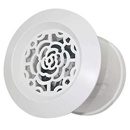 RJSODWL Ventilador de ventilación - Ventilador de ventilación del Ventilador de extracción for Carpa de Cultivo, Cable de alimentación a Tierra