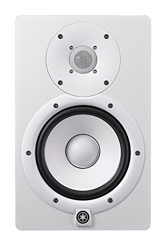 Yamaha HS7 - PA, monitor de estudio autoamplificado para DJs, productores y artistas, en blanco