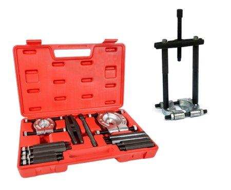 Kit separatore/dislocatore/estrattore cuscinetti 50-75 mm 12pz - cod.4044 -