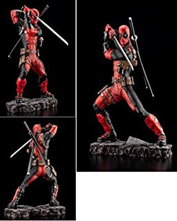 Marvel Deadpool Maximum Fine Art Statue