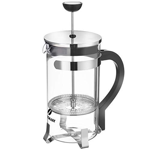 Westmark Kaffeebereiter French Press, 1000 ml, Brasilia, BPA-frei, Rostfreier Edelstahl, 24722260