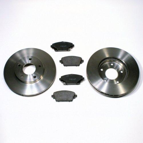 Bremsen/Bremsscheiben + Bremsbeläge hinten