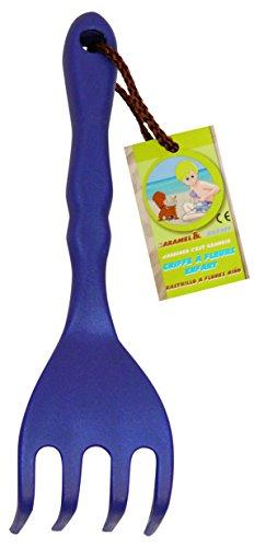 Spear & Jackson 50287 Griffe à Fleurs Enfant Plastique, Violet