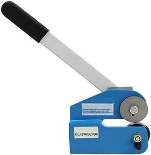PROLINEMAX Mini 1.5mm THROATLESS Rotary Shear Plate Cutter Rolling Cutting Sheet Metal
