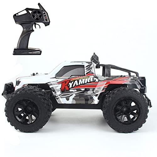 1:14 Off Road Monster Truck 25 Km/H Vehículo De Alta Velocidad Todoterreno Terrain RC Cars con 2.4 GHz Control Remoto Boys Girls Gifi Gifi Niños Juguete