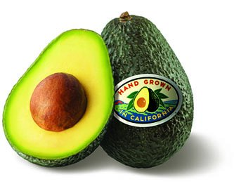 Avocados California Hass – Certified Organic Six Pounds