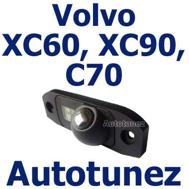 TUNEZ® Inverser la caméra arrière Inverser la caméra de recul de sécurité pour Volvo XC60 XC90 C70