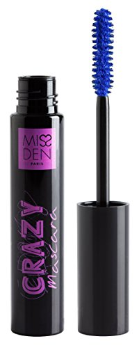 Miss Den Crazy Mascara, Farbe: Electric blue, 7 ml