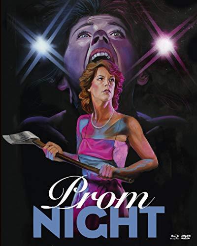 Prom Night - Die Nacht des Schlächters - Mediabook (+ 2 DVDs) [Blu-ray]