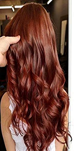 Sunny 14inch U-Tip Human Hair Extensions in Auburn