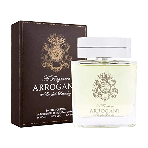 Arrogant by English Laundry Eau De Toilette Spray 3.4 oz / 100 ml (Men)