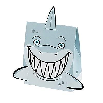 Fun Express Shark Treat Boxes