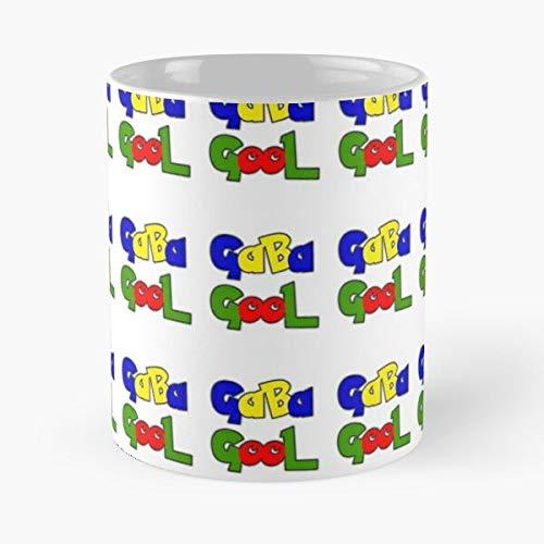 Gabagool New Jersey Italian Flag Food Sicilian Capicola Meat Lover Gift Classic Mug - 11,15 Oz.