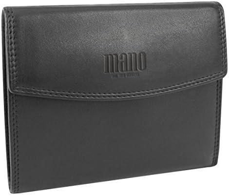 mano Sutura Ladies Wallet Leather 12,5 cm