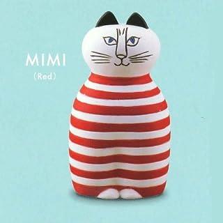 カプセルQ リサ・ラーソン ミニチュアファブリカ vol.2 [6.Mimi (RED) ミンミ・赤](単品)