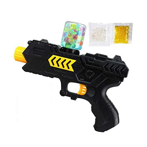 Onsinic Kinder Spielzeug farbigen Soft Kristallwasser Paintball-Gewehr Kugel Perle Wasserpistole Weiche Bulletfor Kind-Spielzeug wachsen