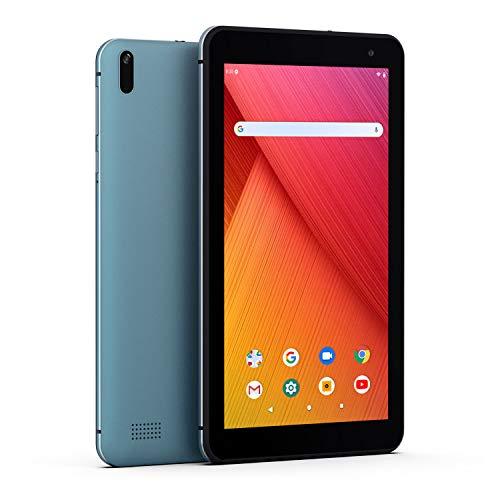 tablet android 7 pollici Tablet 7-Pollici Android 9.0 WiFi - Winnovo 2GB RAM 32GB ROM Quad Core MT8163 IPS Display Bluetooth 4.0 Dual Camera GPS FM Certificato Google(Blu)