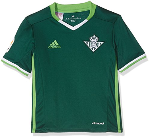 adidas Betis A JSY - 2 Mannschaftsbekleidung T-Shirt Betis FC - Herren, Grün, 2XL