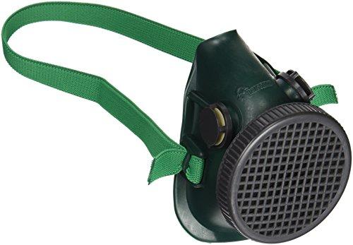 Maurer 15040019 luftvägsmask med filter och ventiler