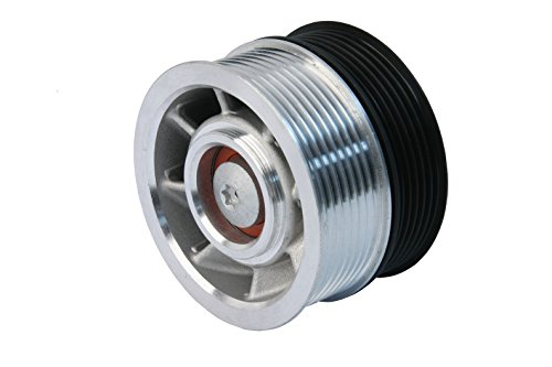 URO Parts 1132020419 Acc. Belt Idler Pulley, Includes NTN Bearing Supercharger Pulley