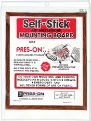 Pres-On Pres On Mounting Board 8 inch x 10 inch B8 (3-Pack)