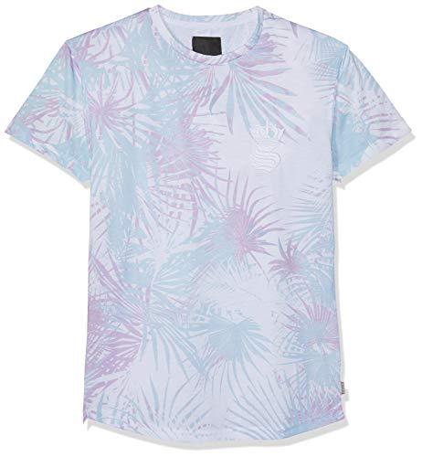 Soul Star Herren Albie T-Shirt, Weiß (White FFFFFF), XXL