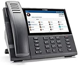 Mitel MiVoice 6940 IP Phone (50006770) w/Wireless Handset (Renewed)