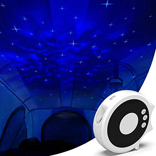Star Projector, Galaxy Projector, Galaxy Night Light, Star Light Projector for Bedroom Decoration, Party Ambiance Enhance with Unique Cross Star and Cloud by STARRY