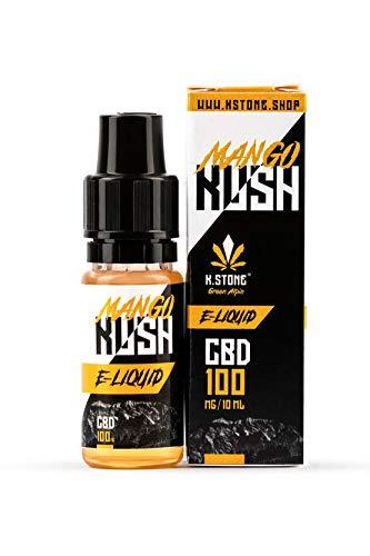 K.STONE CBD E-Liquid Mango Kush 100mg...