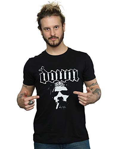 Absolute Cult Down Hombre Smoke Face Camiseta