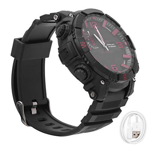 Shipenophy Reloj impermeable de la intimidad de la protección del reloj del deporte con seguridad WIFI inalámbrico de la transmisión del reloj para el deporte
